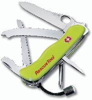 VICTORINOX Taschenmesser RescueTool 111 mm / 15 Funktionen - toolster.ch