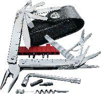 VICTORINOX Multifunktions-Werkzeug SwissTool X Plus 115 mm / 39 Funktionen - toolster.ch