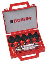 BOEHM Locheisensatz 3...20 mm - toolster.ch