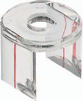 CICLO Plexiglas-Schieber mit Rotmarke - toolster.ch