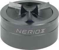 NERIOX Runder Blechlocher für Stahl 22.5, PG16 - toolster.ch
