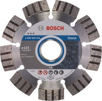 BOSCH Diamanttrennscheibe Best for Stone 125 - toolster.ch