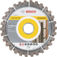 BOSCH Diamant-Trennscheibe Best for Universal, Ø 125 mm - toolster.ch