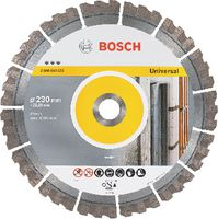 BOSCH Diamant-Trennscheibe Best for Universal, Ø 230 mm - toolster.ch