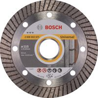 BOSCH Diamanttrennscheibe Best for Universal Turbo 125 - toolster.ch