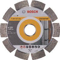 BOSCH Diamanttrennscheibe Expert for Universal 125 - toolster.ch
