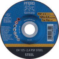 PFERD Trennscheibe 125 (EH 125-2.4 A46 P PSF) - toolster.ch