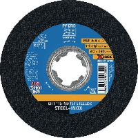 PFERD Trennscheibe für INOX X-LOCK 115 x 1.0 (EHT 115-1,0 PSF) - toolster.ch