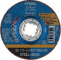 PFERD Trennscheibe für INOX X-LOCK 115 x 2.4 (EH 115-2,4 PSF) - toolster.ch