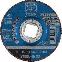 PFERD Trennscheibe für INOX X-LOCK 115 x 2.4 (EH 115-2,4 SG) - toolster.ch