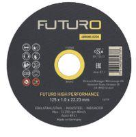 FUTURO Trennscheibe High Performance, Ø 125 x 1.0 mm - toolster.ch