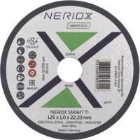 NERIOX Trennscheibe Smart TI-125, Ø 125 x 1.0 mm - toolster.ch