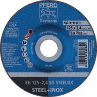 PFERD Trennscheibe für INOX 125 X 2.4 (EH 125-2,4 A 46 R SG-INOX) - toolster.ch