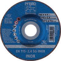 PFERD Trennscheibe Ø 115 x 2.4 mm (EH 115-2,4 SG INOX) - toolster.ch