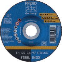 PFERD Trennscheibe Ø 125 x 2.4 mm (EH 125-2,4 PSF STEELOX) - toolster.ch