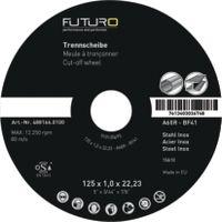 FUTURO Trennscheibe 125 x 1.0 mm - toolster.ch