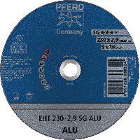 PFERD Trennscheibe für Aluminium 230x2.9 (EHT 230-2.9 A 24 N SG-ALU) - toolster.ch