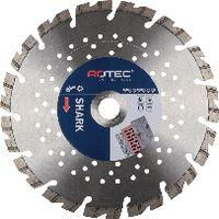 ROTEC Diamanttrennscheibe Shark 115 mm - toolster.ch