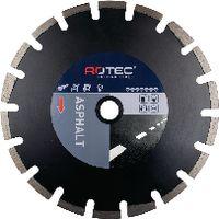 ROTEC Diamanttrennscheibe Asphalt 300 mm - toolster.ch