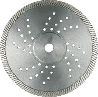 ROTEC Diamanttrennscheibe Piranha 125 mm - toolster.ch