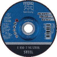 PFERD Schruppscheibe für Stahl 150 x 7.2 (E 150-7 A 24 R SG) - toolster.ch