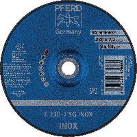 PFERD Schruppscheibe für Stahl 230 x 7.2 (E 230-7 A 24 R SG) - toolster.ch