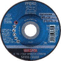 PFERD Schruppscheibe 115 (E 115-7 A 46 H SGP-WHISPER) - toolster.ch