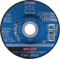PFERD Schruppscheibe 125 (E 125-7 A 46 H SGP-WHISPER) - toolster.ch