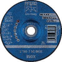 PFERD Schruppscheibe für INOX 178 x 7.2 (E 178-7 A 30 N SG-INOX) - toolster.ch