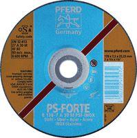 PFERD Schruppscheibe für INOX 178 x 7.2 (E 178-7 A 30 M PSF-INOX) - toolster.ch