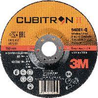 3M Schruppscheibe  CUBITRON II Ø 125 x 7 - toolster.ch