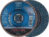 PFERD POLIFAN-Fächerscheiben STRONG STEEL/X-LOCK PFC 125 Z 50 SGP / Einzelverkauf - toolster.ch