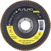 FUTURO Fächerschleifscheibe High Performance Z, Ø 125 mm, K 60 - toolster.ch