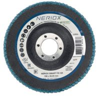 NERIOX Fächerschleifscheibe Smart FZ-125, Ø 125 mm, K 60 - toolster.ch