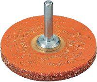 Sicherheits-Schaft-Rundbürste Stahldraht, gewellt 63x8x0.3 - toolster.ch
