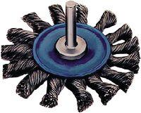 Schaft-Rundbürste Stahldraht, gezopft 75x0.5 - toolster.ch
