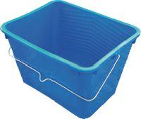 EBNAT Farbeimer 14 l / blau / rechteckig - toolster.ch