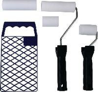EBNAT Farbroller-Set 5-tlg - toolster.ch