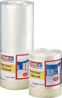 tesa® Abdeckfolie mit Abdeckband Easy Cover 4368 2600 mm x 17 m / beige - toolster.ch