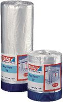 tesa® Abdeckfolie mit Abdeckband Easy Cover 4369 UV 2600 mm x 14 m / transparent - toolster.ch