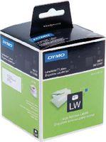 DYMO Adress-Etikette, weiss, 89x36mm, 260 Stk pro Rolle (Pack mit 2 Rollen) 99012 - toolster.ch