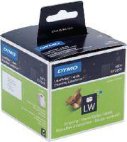 DYMO Etikette für Versand/Namensschilder, weiss, 101x54 mm, 220 Stk. pro Rolle 99014 - toolster.ch