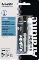 ARALDIT Zweikomponenten-Kleber -Metal 30 / 2x15 ml - toolster.ch