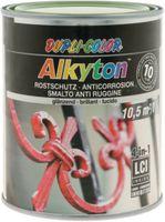 DUPLI-COLOR Alkyton Rostschutzlack 4-in-1 RAL-Farbton 750 ml, RAL 6010 Grasgrün glzd. - toolster.ch