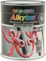 DUPLI-COLOR Alkyton Rostschutzlack 4-in-1 RAL-Farbton 750 ml, RAL 7016 Anthrazitgrau glzd. - toolster.ch