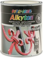 DUPLI-COLOR Alkyton Rostschutzlack 4-in-1 RAL-Farbton 750 ml, RAL 7032 Kieselgrau glzd. - toolster.ch
