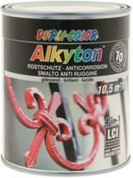DUPLI-COLOR Alkyton Rostschutzlack 4-in-1 RAL-Farbton 750 ml, RAL 7035 Lichtgrau glzd. - toolster.ch