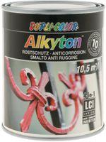 DUPLI-COLOR Alkyton Rostschutzlack 4-in-1 RAL-Farbton 750 ml, RAL 9006 Weissaluminium sdm. - toolster.ch