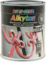 DUPLI-COLOR Alkyton Rostschutzlack 4-in-1 Effekt-Lack 750 ml, Schwarz/Anthrazit Eisenglimmer - toolster.ch