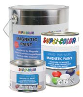 DUPLI-COLOR Magnetic Paint Streichlack 0.5 Liter, Grau - toolster.ch